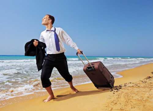 Долгожданный отпуск или приключение на свою окончание