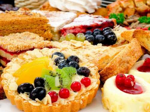 Выпечка и десерты